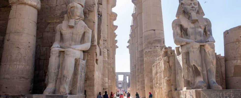 Egyptský Luxor - hlavní památky a tipy na výlety 1