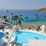 Nejkrásnější pláže řeckého ostrova Mykonos 5