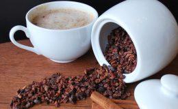 Cocoa Tea - čokoládový nápoj z ostrova Svatá Lucie 8