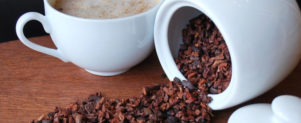 Cocoa Tea - čokoládový nápoj z ostrova Svatá Lucie 1