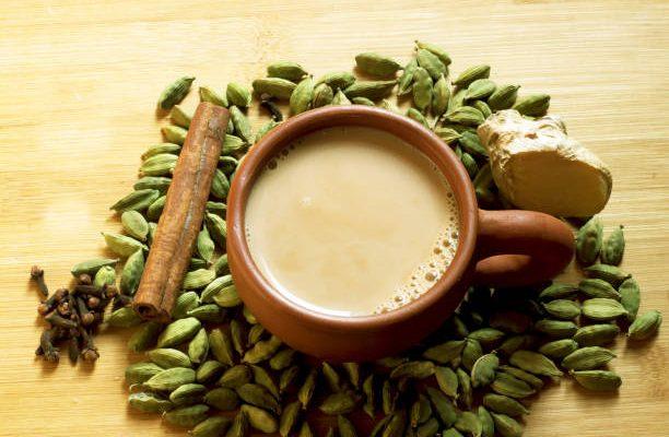 Jak připravit kardamomový čaj 1