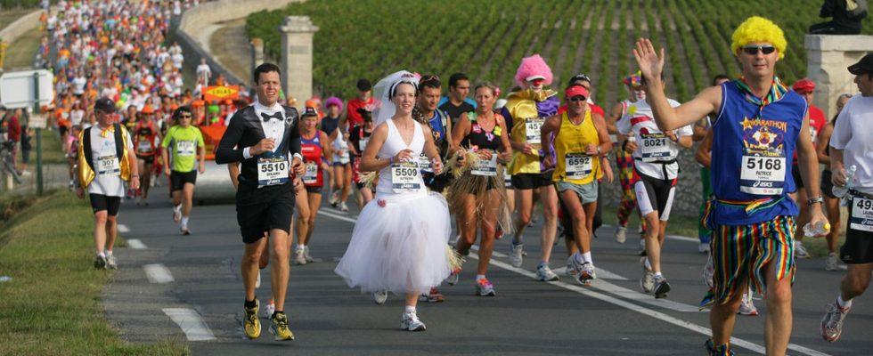 Běžecké závody ve světě, kde se nemusíte zdržovat alkoholu 1