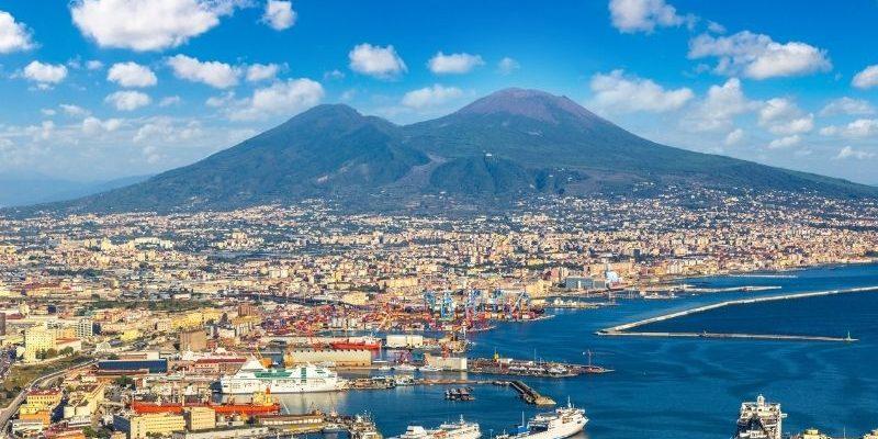 15 turistických atrakcí Neapole 1