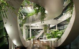 10 nejkrásnějších kancelářských budov světa 3