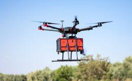 Dodávky pomocí dronů se lavinově šíří tam, kde jsou povoleny 8