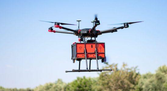 Dodávky pomocí dronů se lavinově šíří tam, kde jsou povoleny 5