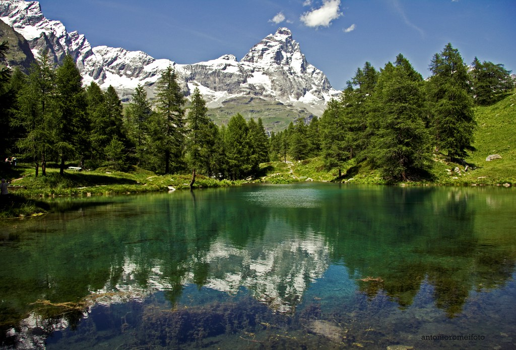 Nejkrásnější italská jezera 4