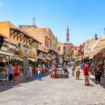 9 atrakcí města Rhodos 2
