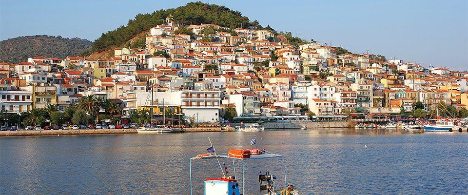 Lesbos – symfonie kultury, jídla a přírodních krás 1