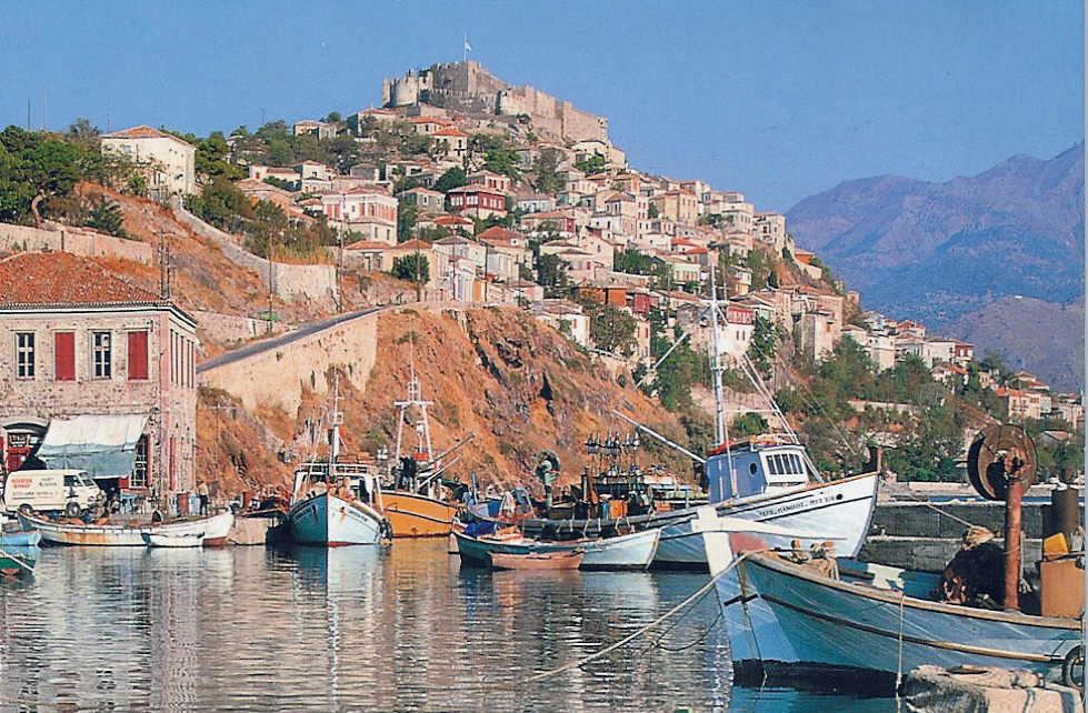 Lesbos – symfonie kultury, jídla a přírodních krás 2