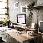13 stylových nápadů pro domácí kancelář 7